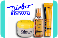 Turbo Brown Solariumkosmetik